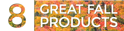 8 Great Fall Promotional Products Banner
