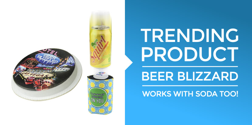 Beer Blizzard Trending Promotional Product