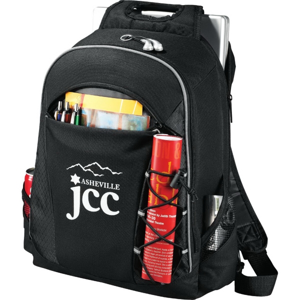"15"" Personalized Computer Backpack"