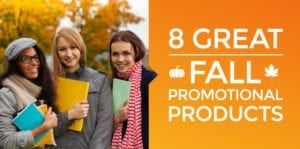 Fall Promotional Items