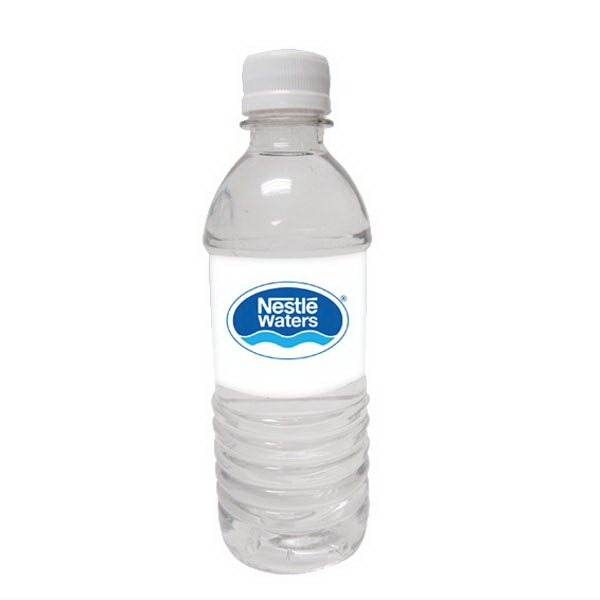 12 oz Personalized Bottle Water