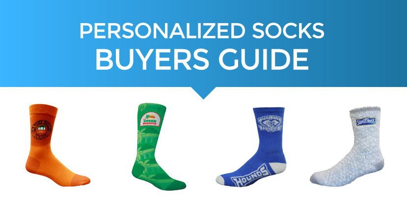 4 types of Personalized Socks