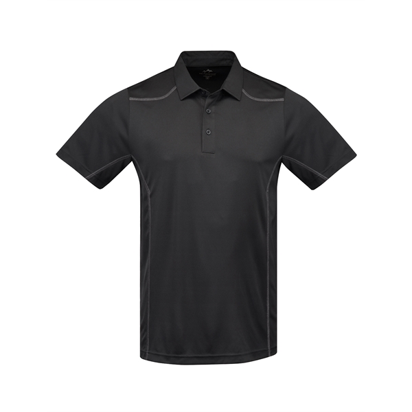 Adrenaline Men's Contrast Stitched Performance Polo