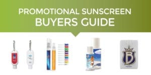 Promotional Sunscreen