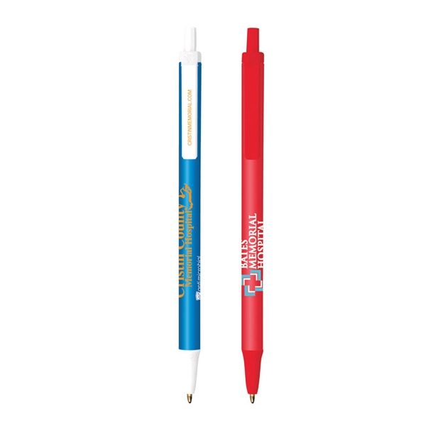 BIC® Clic Stic Antimicrobial Pen